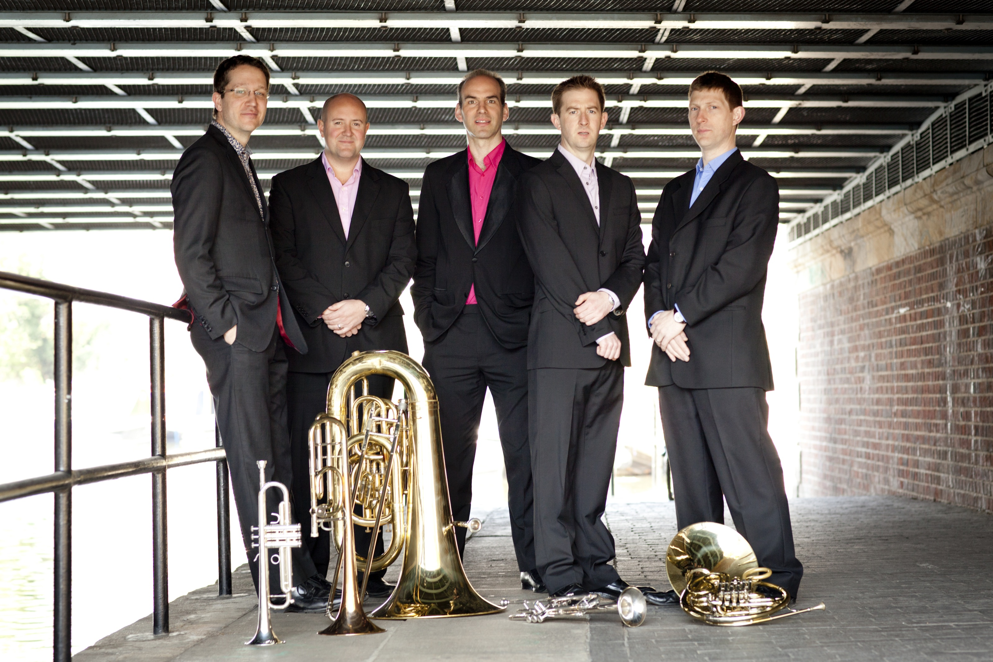The Onyx Brass