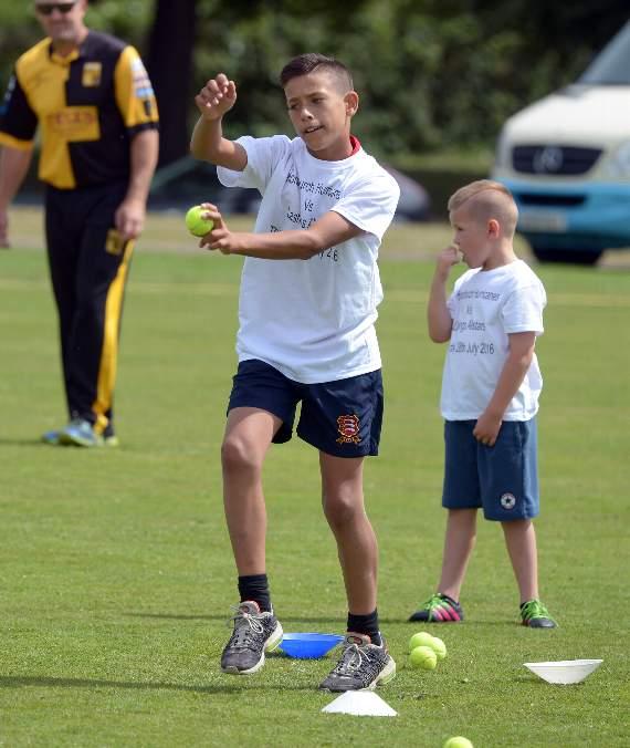 Photo of Lashings Coaching session: © Martin Dalton