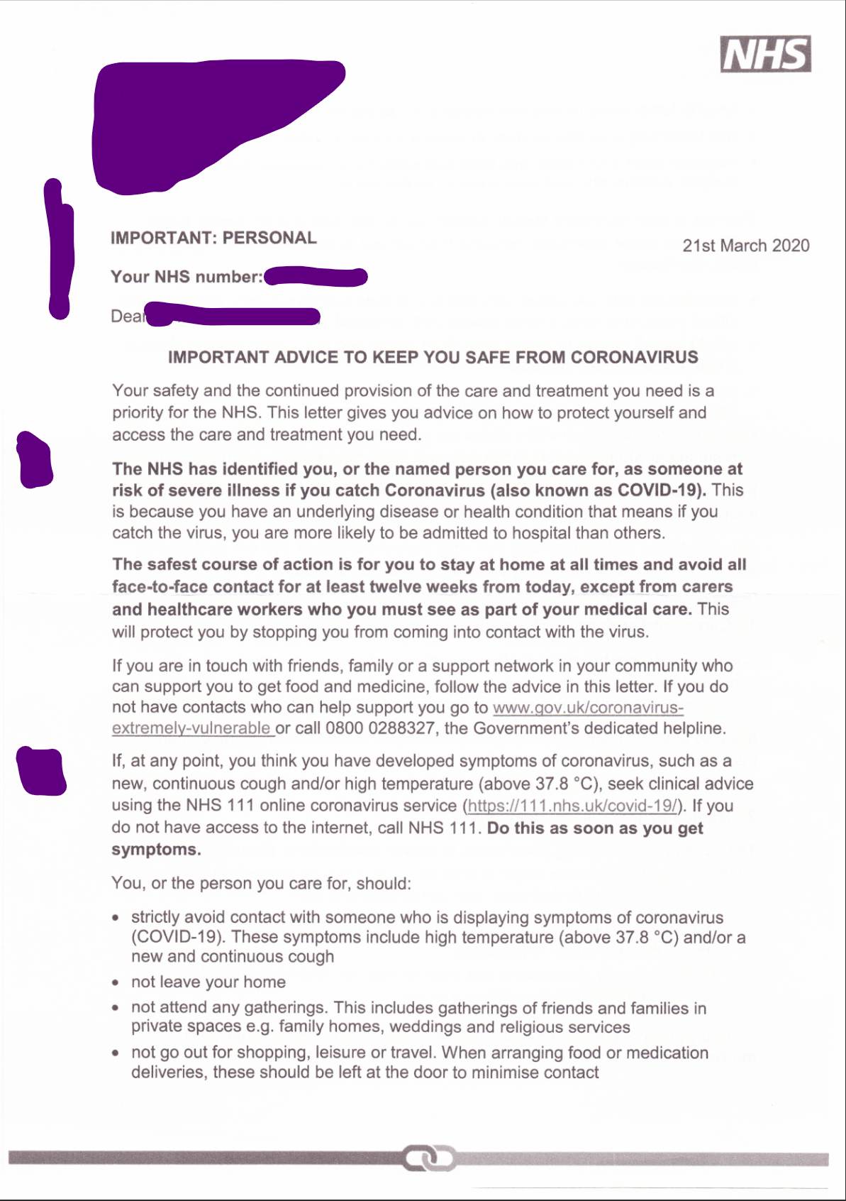 Letter To Someone You Care About from www.sgkpa.org.uk